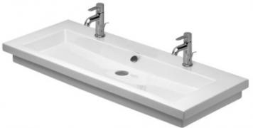 2nd floor lavabo meule percé 2 trous - Duravit